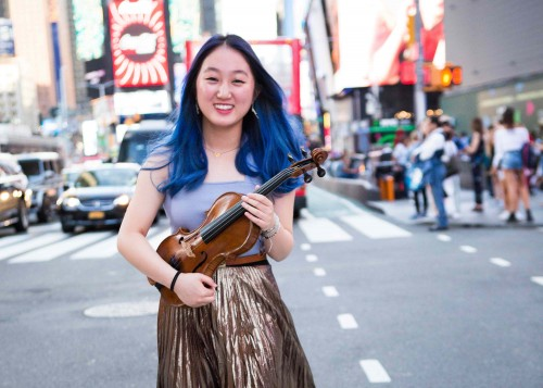 Starling Chamber Orchestra Plays Bartok Divertimento; Skye Park performs Brahms Violin Concerto